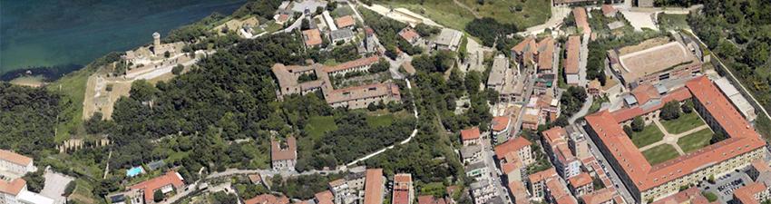 Parco del Cardeto - Facoltà di Economia